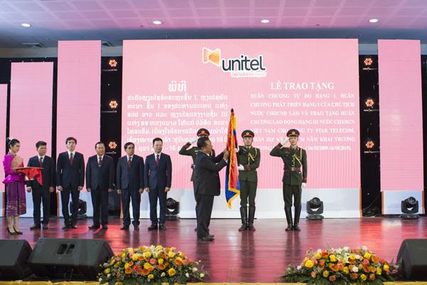 Viễn thông Viettel, 10 năm thúc đẩy kinh doanh Việt - Lào