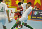 Vietnam reaches semi-finals with a 4-2 victory over Malaysia in AFF Futsal tourney