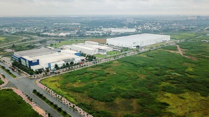 Vietnam's industrial real estate sector heats up
