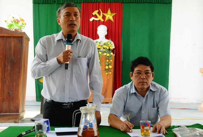 Quảng Nam,ô nhiễm môi trường