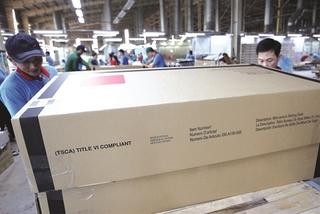 Vietnam's exports to US soar, but risks exist