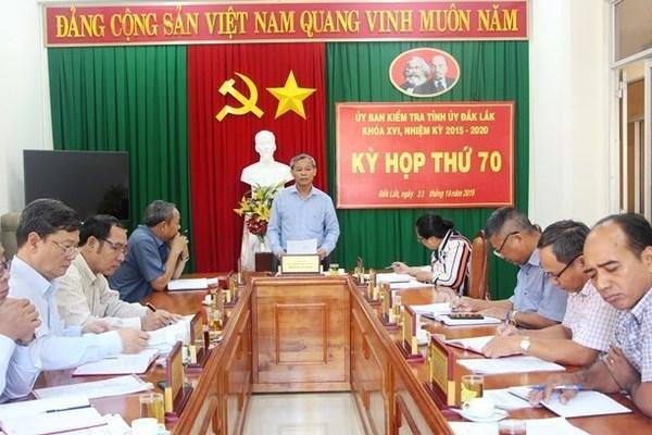 Kỷ luật 2 cựu lãnh đạo quân sự ở Đắk Lắk cho thuê đất quốc phòng