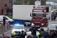 Vụ 39 người tử vong: Đại sứ quán Việt Nam tại Anh sẵn sàng bảo hộ công dân
