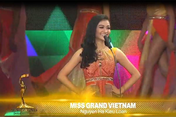 Kiều Loan lọt Top 10, Venezuela đăng quang Hoa hậu Hòa bình Quốc tế 2019