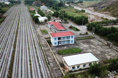Hy hữu Việt Nam, ga đường sắt 5 năm không có bóng tàu