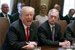 'Thâm cung bí sử' của ông Trump và lãnh đạo Lầu Năm Góc