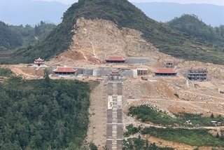 Bộ Văn hóa đề nghị xử lý nghiêm sai phạm khu du lịch tâm linh Lũng Cú
