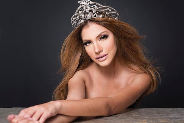 Vẻ đẹp nóng bỏng của tân Hoa hậu Hoà bình Quốc tế 2019