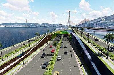 Quảng Ninh thi tuyển phương án thiết kế kiến trúc công trình Cầu Cửa Lục 1 và 3