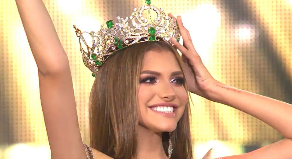 miss grand,Valentina Figuerm