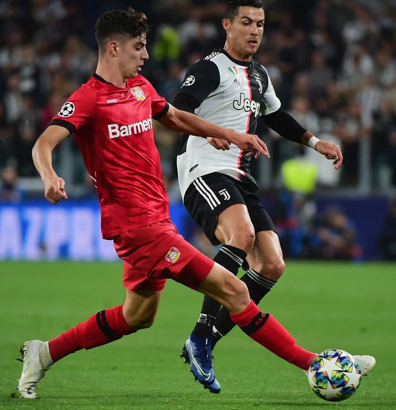 MU chờ ký Dembele, Juventus chiêu mộ Havertz
