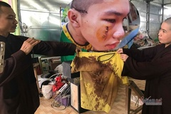 50 người đập phá nơi ở của 5 chú tiểu thi 'Thách thức danh hài'
