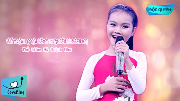 Giọng ca ngọt ngào của quán quân Giọng hát Việt nhí 2018