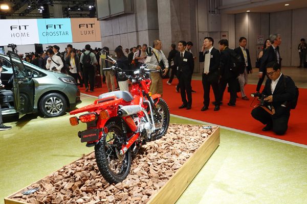 Tokyo Motor Show 2019 ngập tràn mẫu Honda được yêu thích nhất