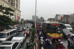 Hanoi to conduct zoning to reduce traffic congestion