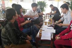Nghệ An khởi tố 4 đối tượng lừa 400 người đi xuất khẩu lao động