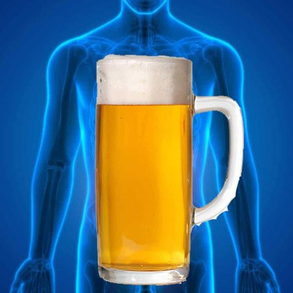 Mắc hội chứng lạ, người đàn ông tự say khướt dù không uống rượu