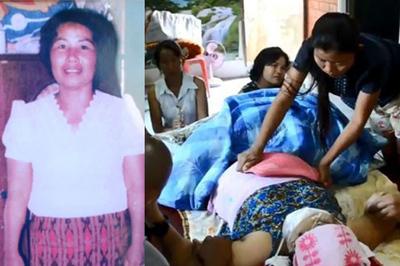 Trước khi đưa vào lò hỏa táng, cụ bà 70 tuổi bất ngờ sống lại