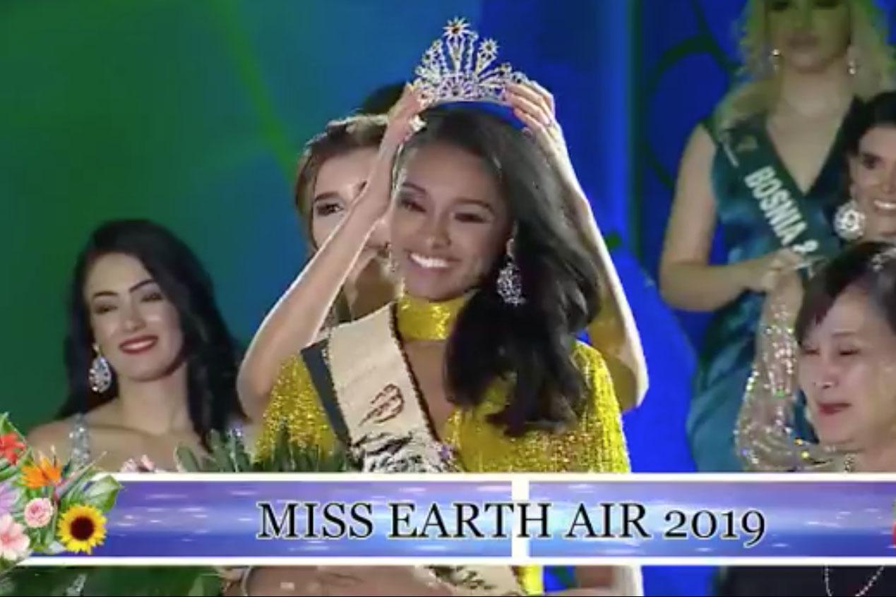 Hoàng Hạnh trượt top 20, người đẹp Puerto Rico đăng quang HH Trái đất 2019