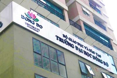 2 hiệu phó của Trường ĐH Đông Đô bị bắt tạm giam