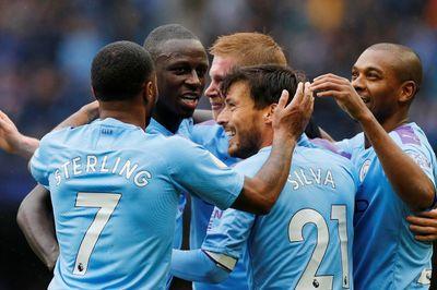 """Bùng nổ hiệp hai, Man City đại thắng """"ba sao"""""""