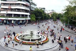 Hanoi plans to ban vehicles in nine streets around Hoan Kiem Lake
