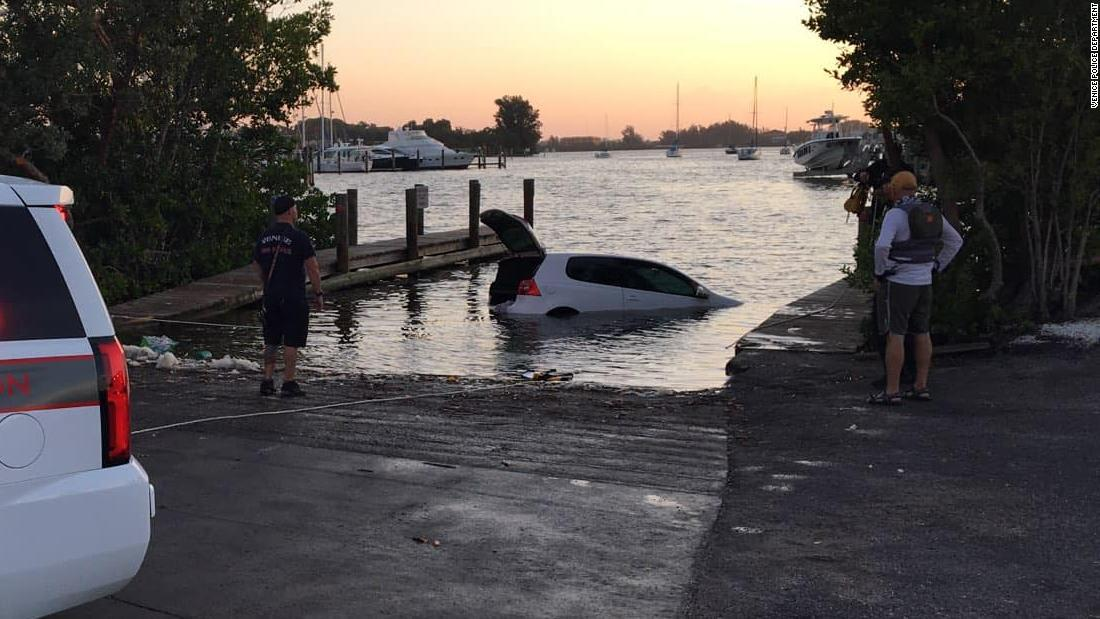 Mắc kẹt 10 tiếng trong ô tô chìm dưới nước, cụ bà 81 tuổi may mắn thoát chết