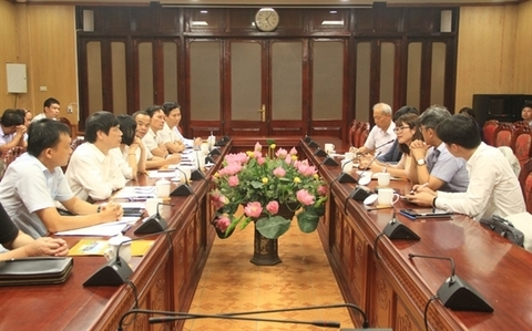 Korean automobile electric cable group wants to invest in Vietnam