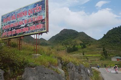 Làm nông thôn mới trên Cao nguyên đá Đồng Văn