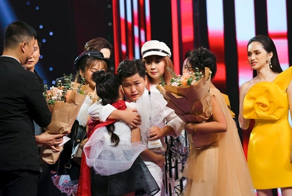 Dương Triệu Vũ,Lưu Thiên Hương,Nguyên Khang,Giọng hát việt nhí 2019