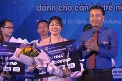 Thí sinh Hà Tĩnh giành giải Nhất cuộc thi cán bộ trẻ giỏi Tiếng Anh