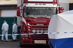 Bắt đầu nhận dạng nạn nhân vụ 39 thi thể trong xe tải