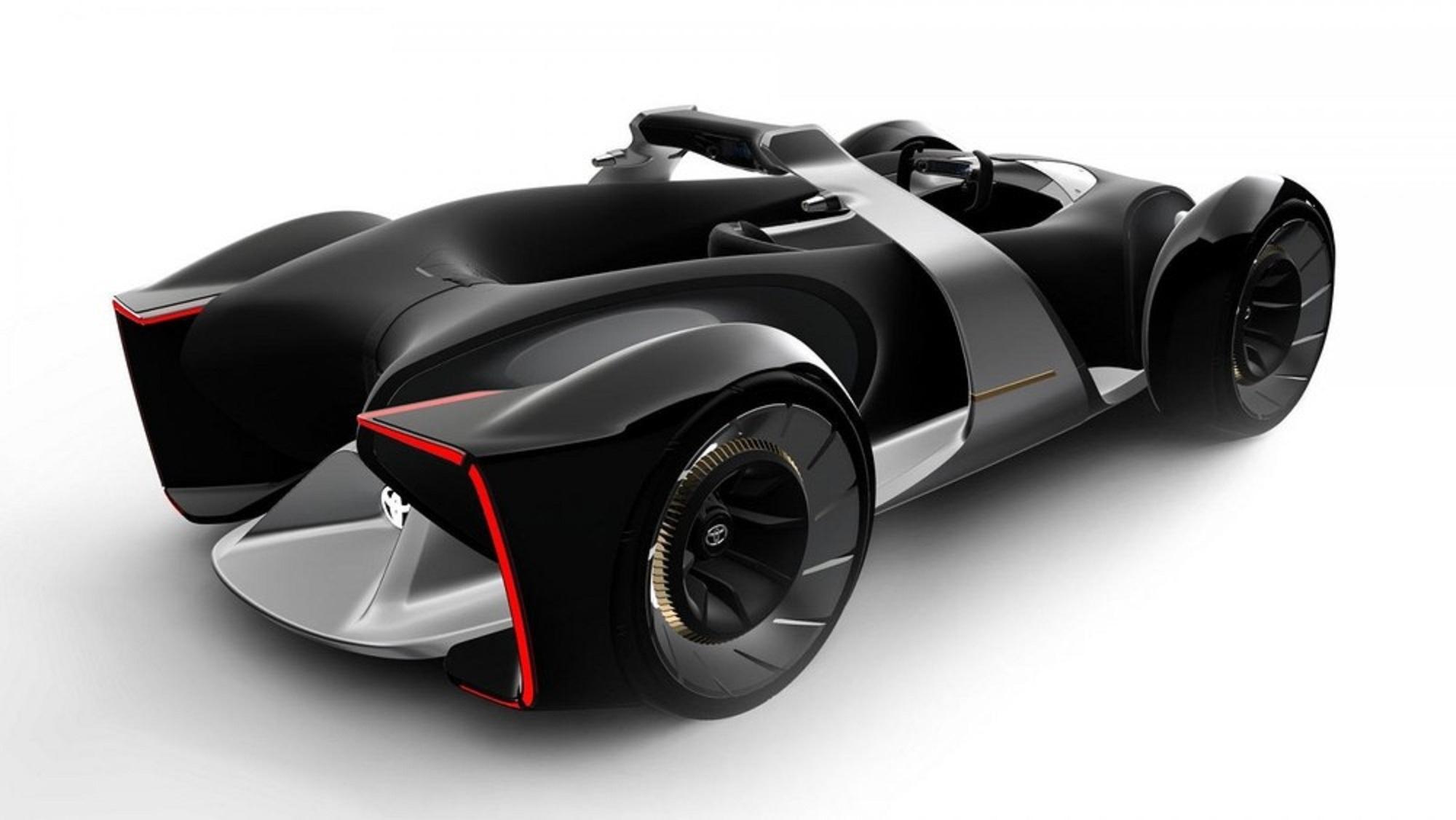 Concept xe thể thao tương lai của Toyota hút khách tại Tokyo Motor Show 2019