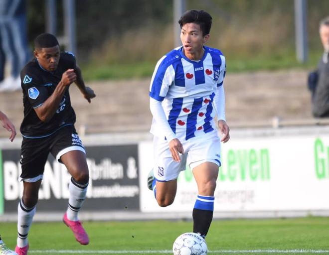 Trực tiếp Heerenveen vs Groningen: Văn Hậu dự bị