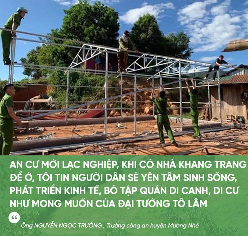 Điện Biên,Mường Nhé,biên giới,H'Mông