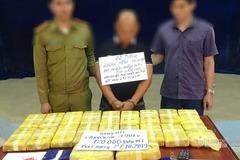 Bắt đối tượng vận chuyển 120.000 viên ma túy từ Lào về Việt Nam