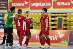 Futsal châu Á hoãn vì corona, Việt Nam bị ảnh hưởng