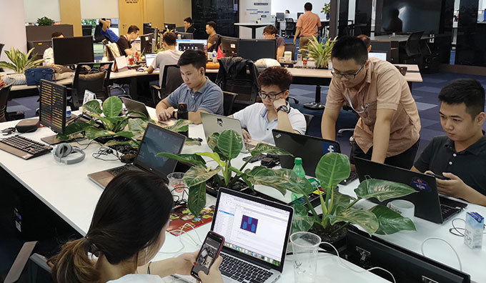 Vietnamese IT sector scrambling for staff