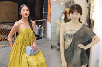 Phương Khánh mặc váy nhàu nhĩ, Hari Won chọn nội y kém duyên