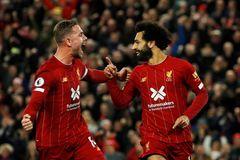 Salah lóe sáng, Liverpool ngược dòng hạ Tottenham