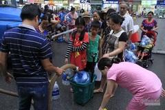 Rạng Đông, Nước sông Đà và khủng hoảng truyền thông