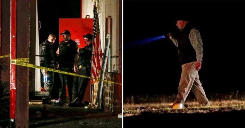 Video hiện trường vụ xả súng kinh hoàng nhằm vào tiệc sinh viên Mỹ
