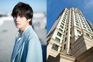 V (BTS) chi tiền mua căn hộ trăm tỷ