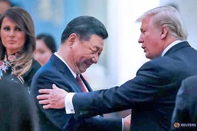 Donald Trump phủ đám mây đen, đe dọa niềm tự hào của Trung Quốc
