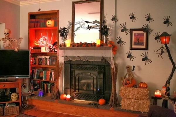 Gợi ý những cách trang trí nhà nhân dịp Halloween