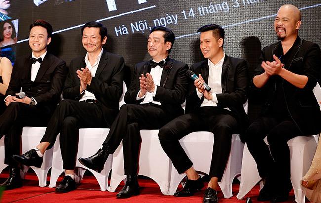 Ngoại hình thay đổi chóng mặt của Việt Anh qua mỗi bộ phim