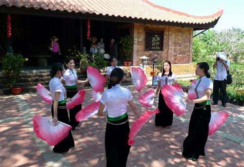 Xoe Thai – unique cultural feature of the Thai people