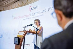 ACCIONA promotes clean environment and renewable energy development in Vietnam