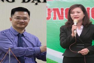 Former deputy principals of Hanoi-based university seized