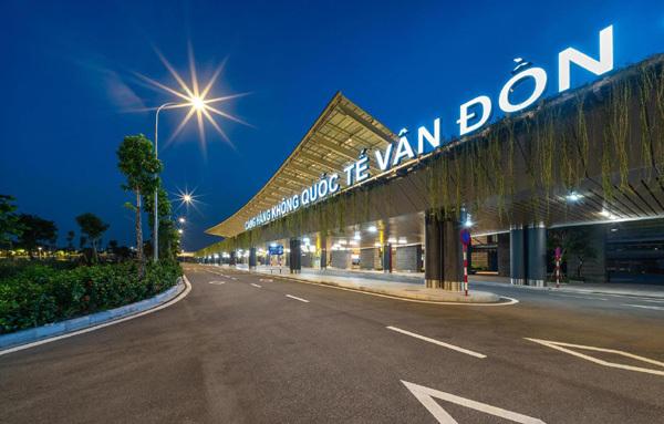 Không gian tuyệt mỹ của 'Sân bay mới hàng đầu châu Á'